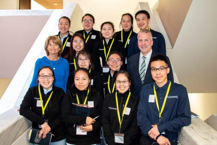 2019 Ciuneq - DCA - 11th grade Session 1 with Senators