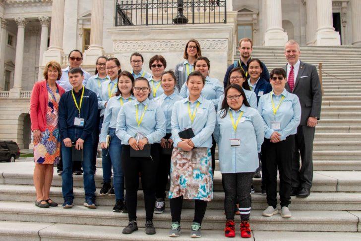 2019 Ciuneq - DCA - 11th grade Session 2 with Senators